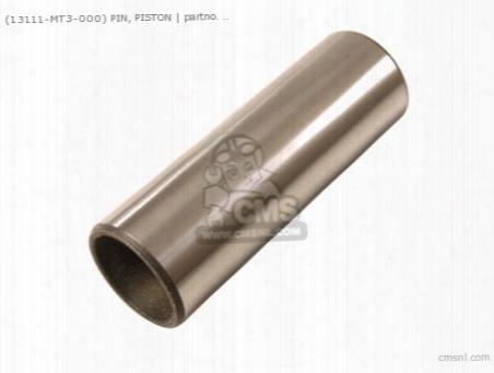 (13111mt3000) Pin, Piston