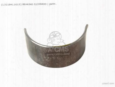 (13218413015) Bearing D,conrod
