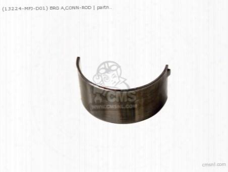 (13224-mfj-d01) Brg A,conn-rod