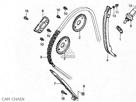 (14401-mas-013) Chain,cam
