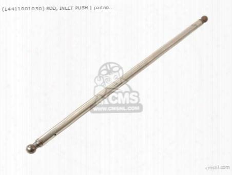 (14411001030) Rod, Inlet Push