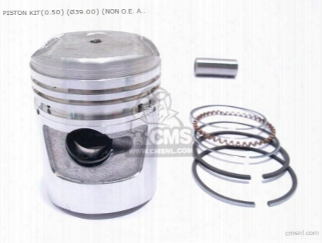 Piston Kit(0.50) (��39.50) (non O.e. Alternative)