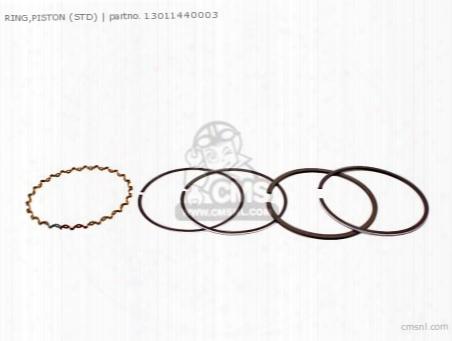 Ring,piston (std)