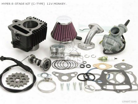 (01-05-0245) Hyper E-stage Kit (c-type) 12v Monkey ?gorilla (8
