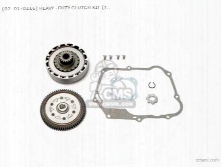 (02-01-0217) Heavy -duty Clutch Kit (type-3) Monkey.gorilla.ja6