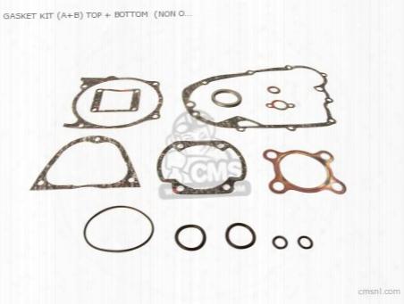 (401-w0000-00p) Gasket Kit (a+b) Top + Bottom (non O.e. Japanes