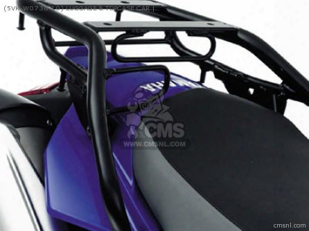 (5vkw073610) Luggage & Topcase Carrier