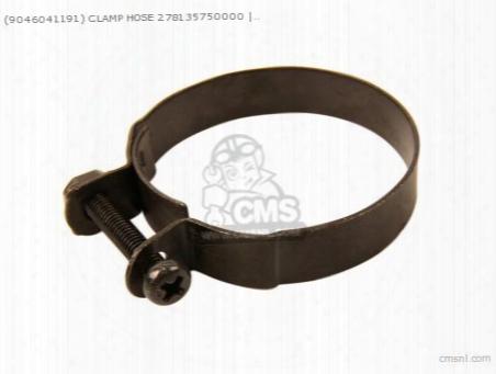 (904604119) Clamp Hose 278135750000
