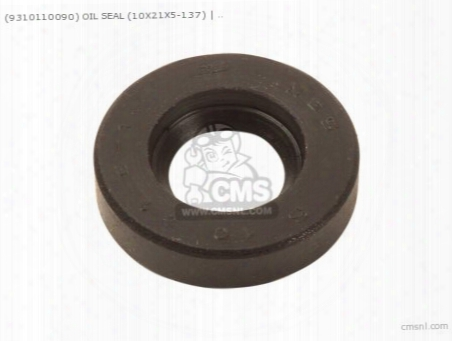 (93 10110090) Oil Seal (10x21x5-137)