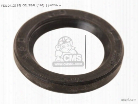 (9310412118) Oil Seal (1a1)
