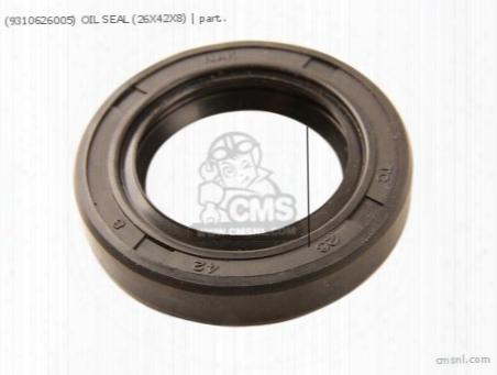 (9310626005) Oil Seal (26x42x8)