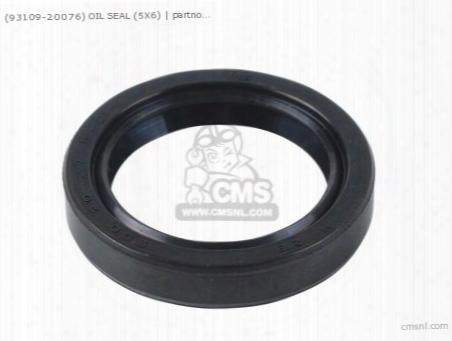 (9310920076) Oil Seal (5x6)