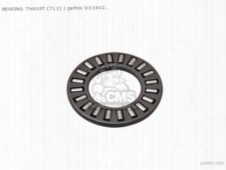 Bearing, Thrust (713)