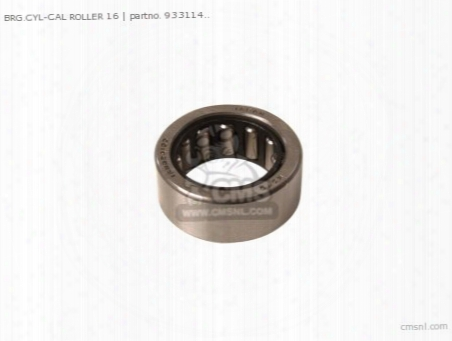 Brg,cyl-cal Roller 16g Ky (1w1