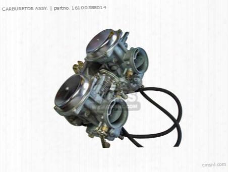 Carburetor Assy.