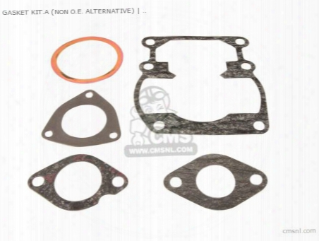 Gasket Kit.a (non O.e. Japanese Alternative)