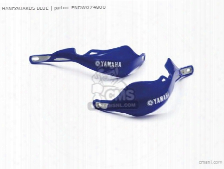 Handguards Blue