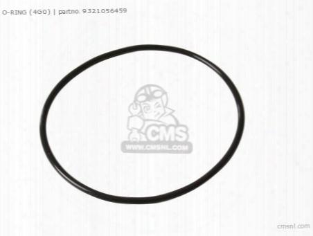 O-ring (4g0)