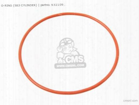 O-ring (583 Cylinder)