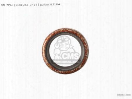 Oil Seal (11x15x3-341)