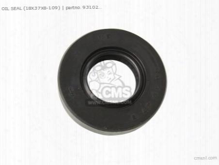 Oil Seal (18x37x8-109)