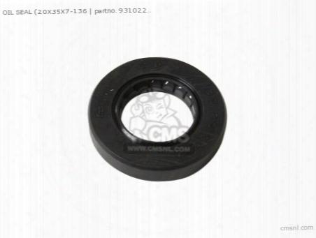 Oil Seal (20x35x7-136)