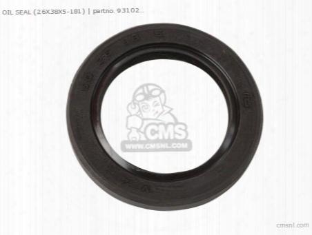 Oil Seal (26x38x5-181)
