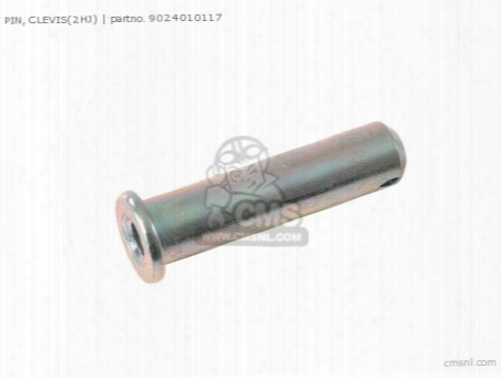 Pin, Clevis(2hj)