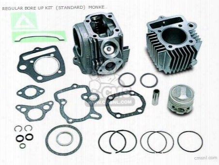 Regular Bore Up Kit (standard) Monkey ?gorilla (2.6ps) 88cc