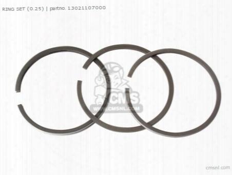 Ring Set (0.25)