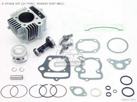 S-stage Kit (d-type) Monkey R?rt 88cc
