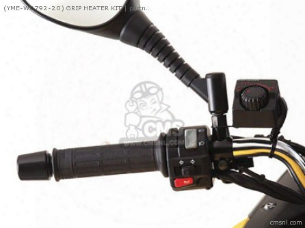 (ymew079220) Grip Heater Kit