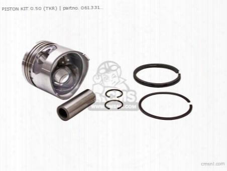 (06133-149-010p) Piston Kit (0.50) (tkr) (non O.e. Alternative)