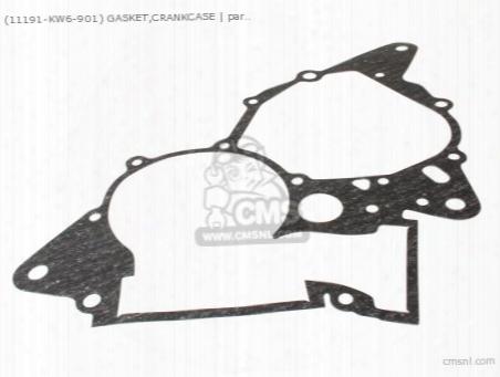 (11191-kw6-901) Gasket,crankcase