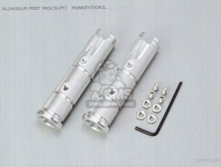 Aluminum Foot Peg(slim)