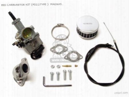 Big Carburetor Kit (pd22type ) Magna50 (for R-stage Only)