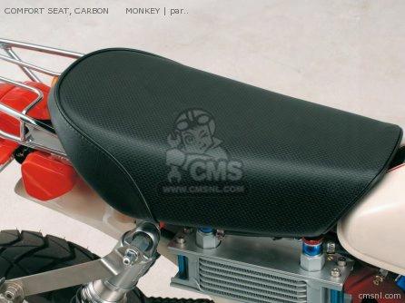 Comfort Seat, Carbon Monkey