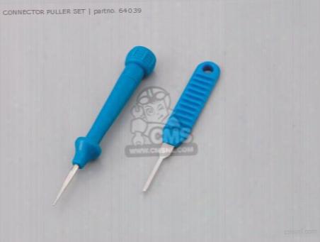 Connector Puller Set