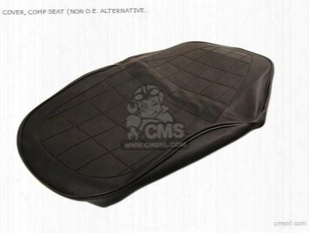 Cover, Comp Seat (non O.e. Alternative)