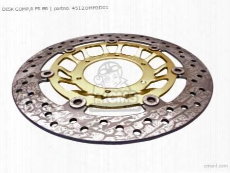 Disk Comp,r Fr Br