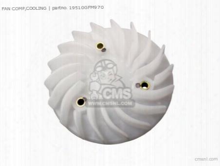 Fan Comp,cooling