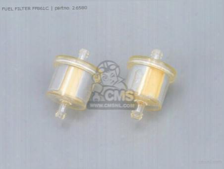 Fuel Filter Ff861c