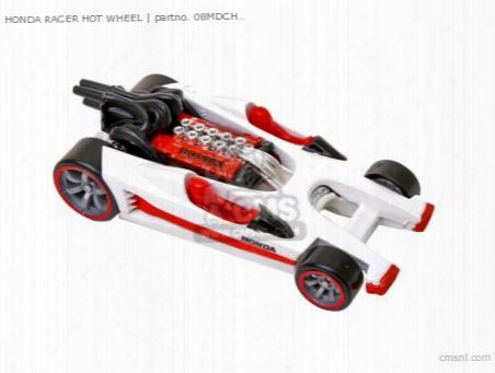 Honda Racer Hot Wheel