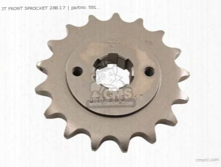 Jt Front Sprocket 288.17