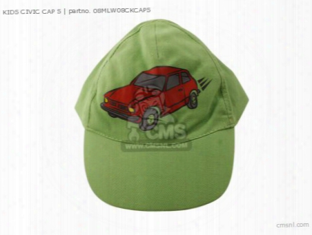Kids Civic Cap S