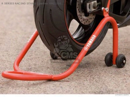 R Series Racing Stand Rear