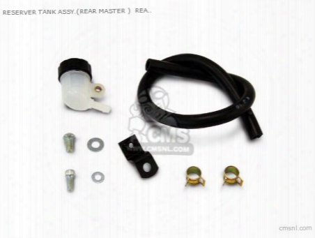 Reserver Tank Assy.(rear Master ) Rear Disk Brake Repair Parts