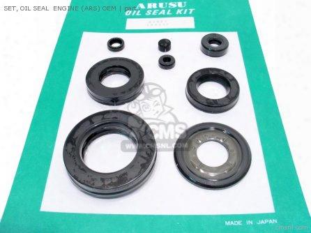 Set, Oil Seal Engine (o.e. Alternative)