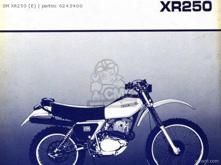 Sm Xr250 (e)