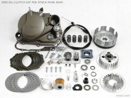Special Clutch Kit For Stock Main Shaft 6v/12v:monkey/gorilla(al